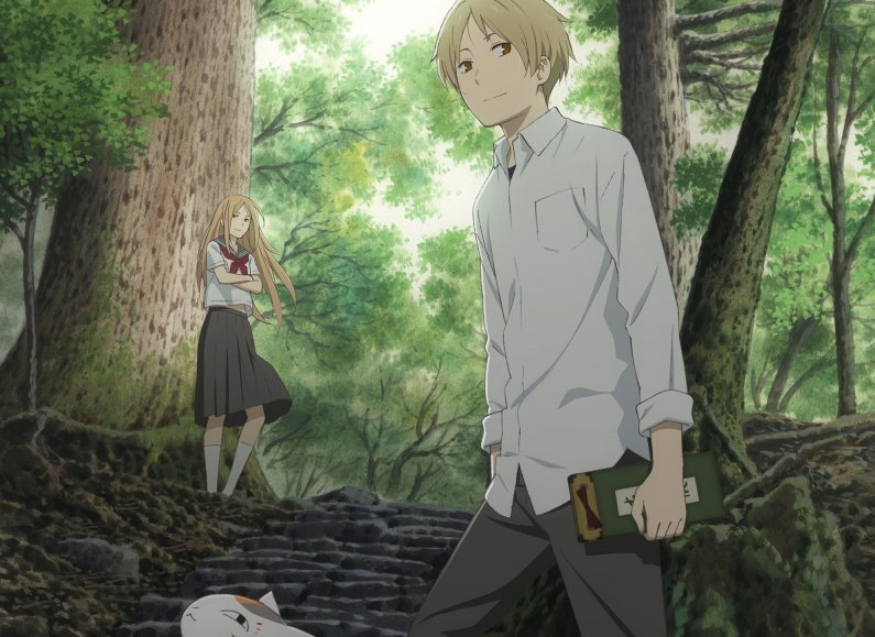 Natsume's Book Of Friends Anime Film