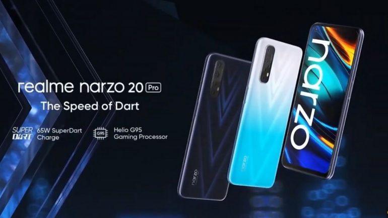 Realme Narzo 20