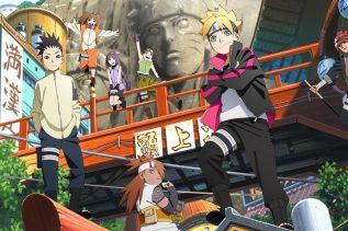 Boruto: Naruto Next Generations Chapter 52