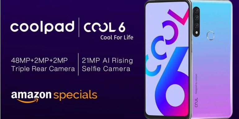 Coolpad Cool 6 Specification