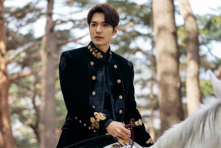 Lee Min Ho in Pachinko