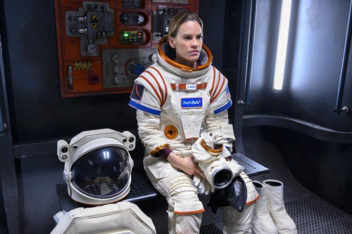 Hilary Swank in 'Away'