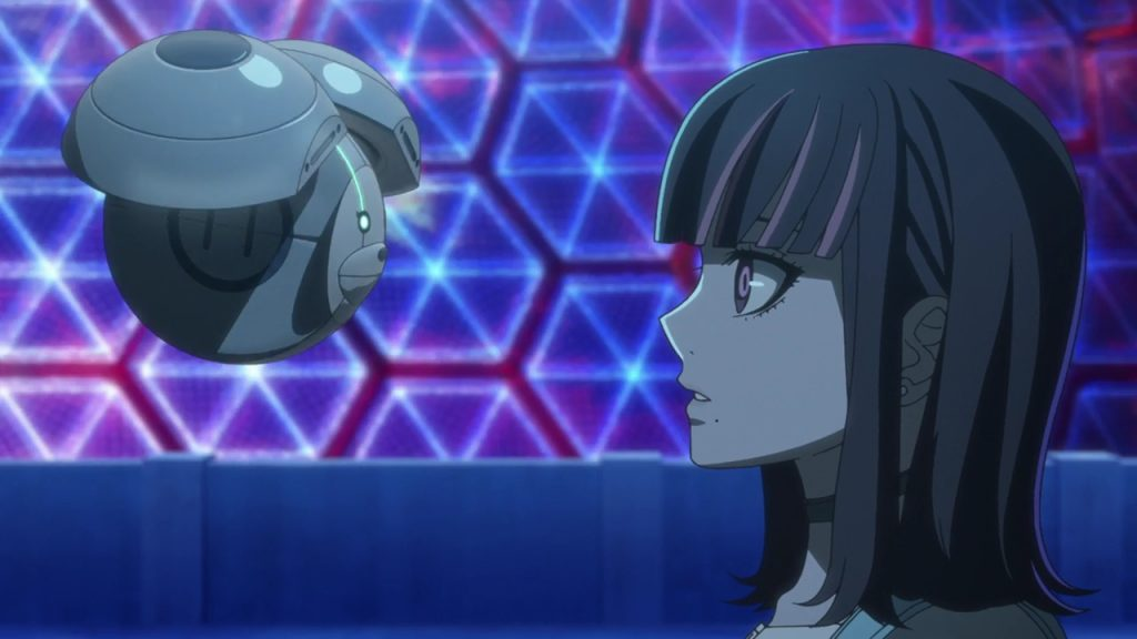 Akudama Drive Episode 6
