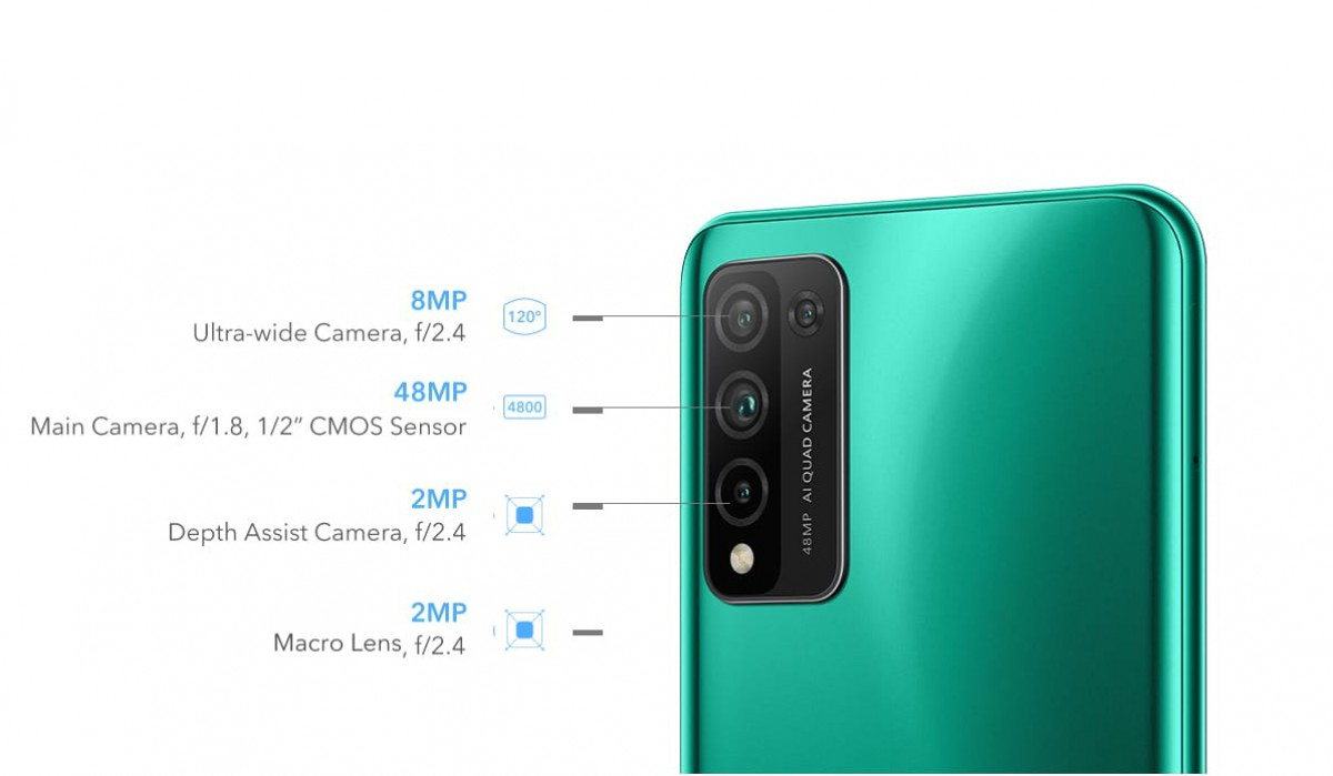 Honor 10X Lite Specification and Features