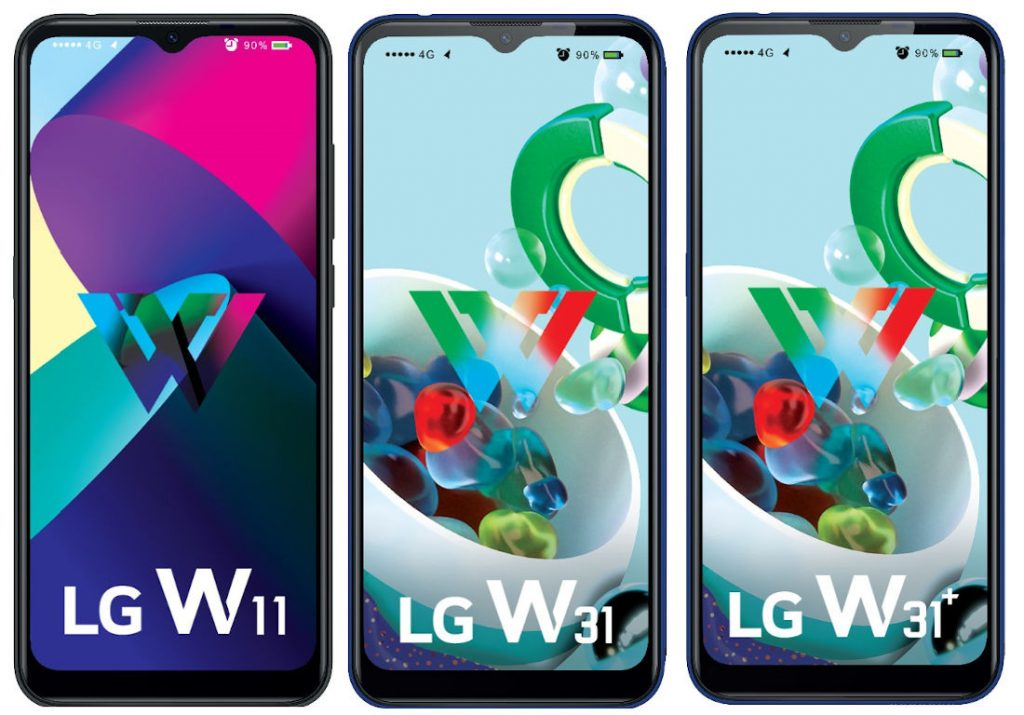 LG W11 Specification and Details
