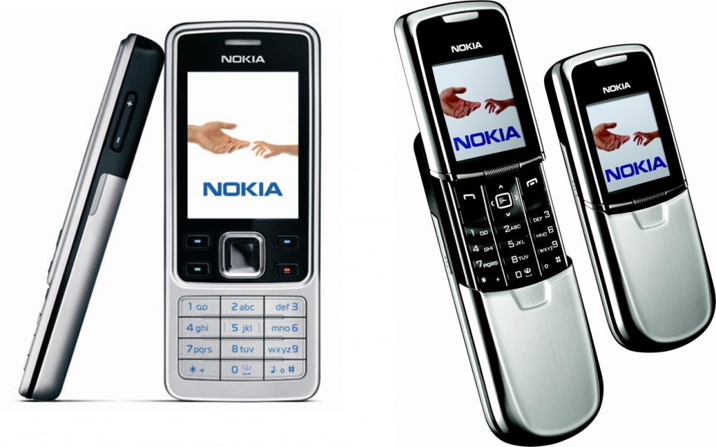 Nokia 8000 Specification and Feature