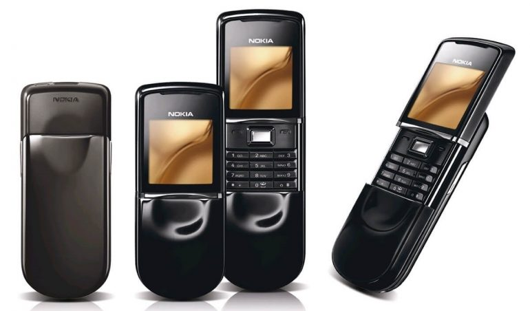 Nokia 8000 Specification and Features
