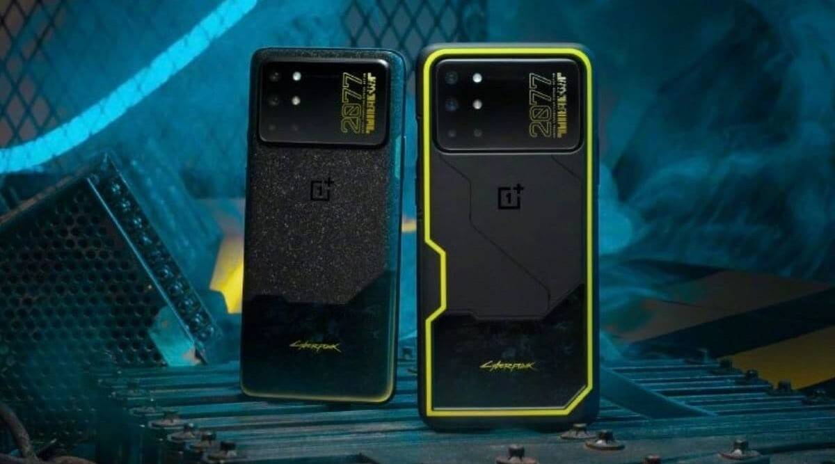 OnePlus 8T Cyberpunk 2077 Specification and Features