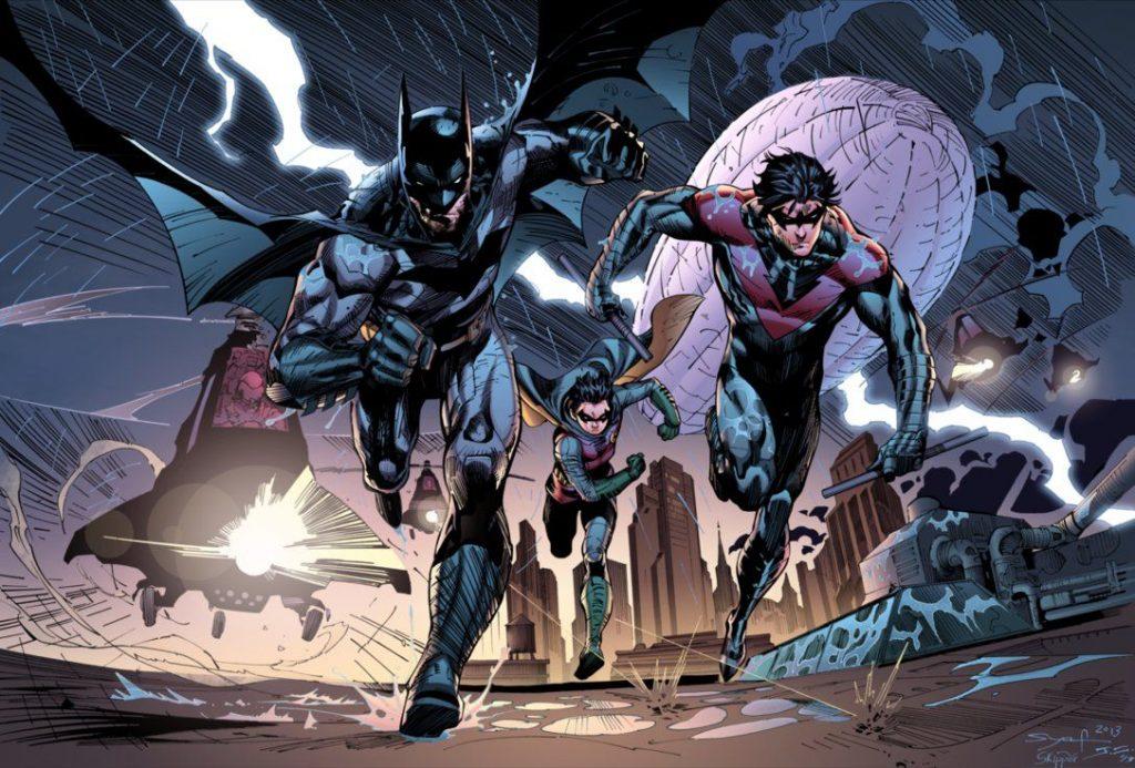 Poster Of Gotham Knights