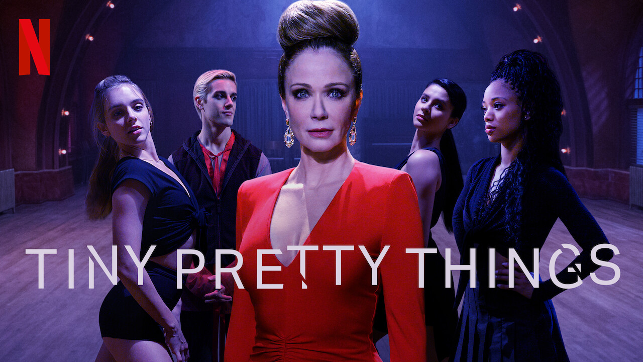 Cover Picture for Tiny pretty Things