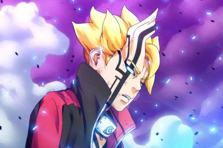Boruto Chapter 53