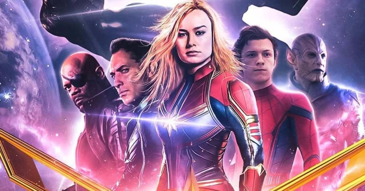 Captain Marvel 2 Cast