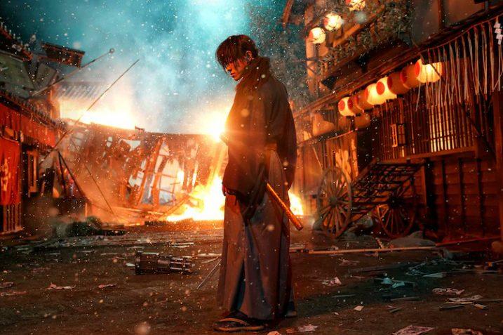 Rurouni Kenshin Live Action Film