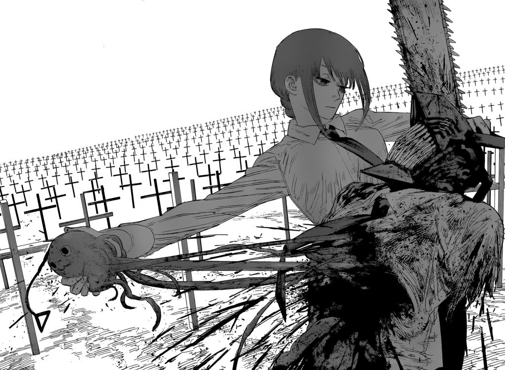 The Chainsaw Man Chapter 96