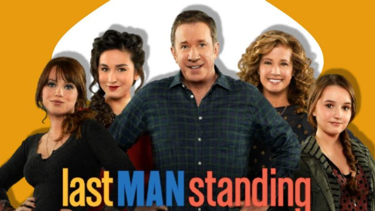 Last Man Standing Season 9: Cover