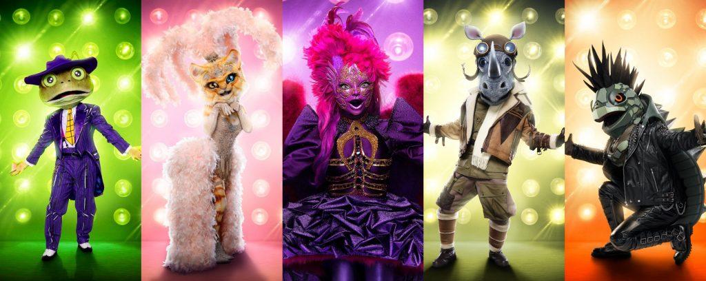 The Masked Singer Season 5 Contestants