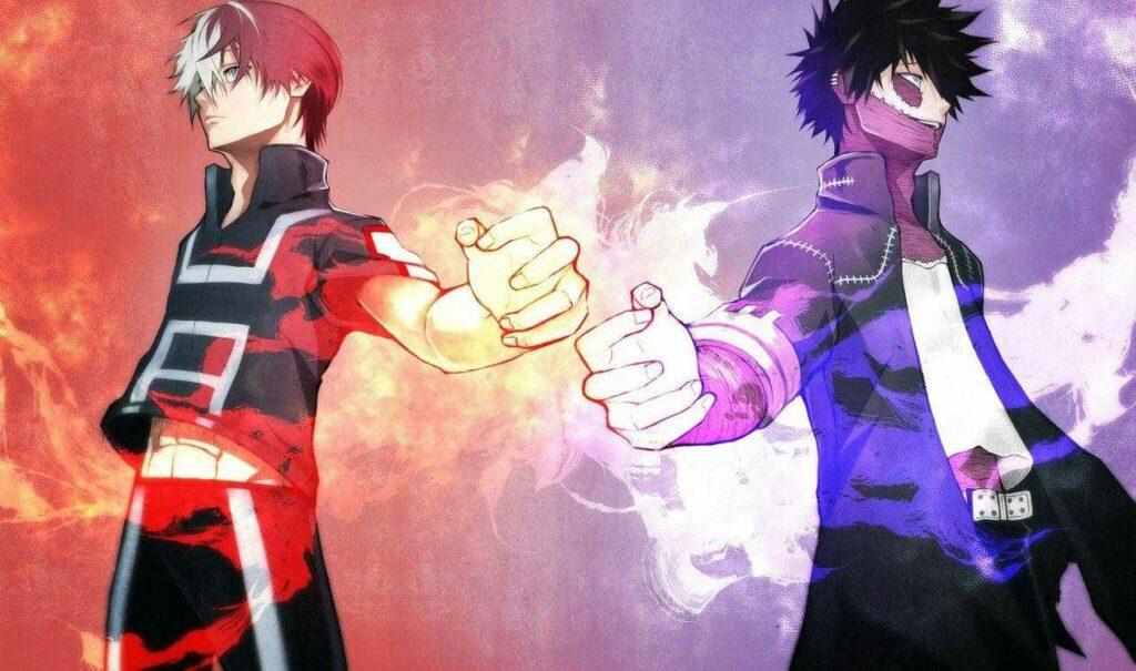 My Hero Academia Chapter 294