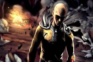 OnePunch Man Chapter 137