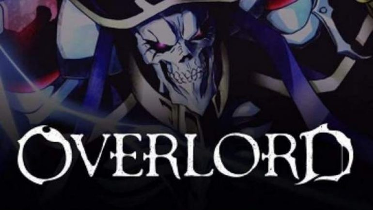 Poster Of The Overlord Anime