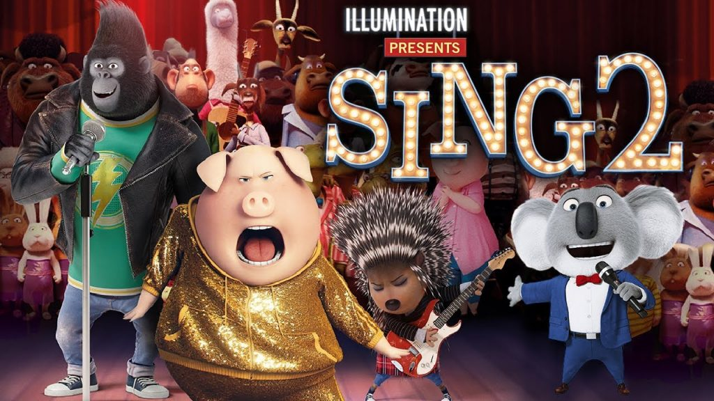 Sing 2 Cover Picture