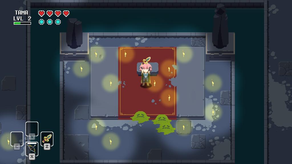 Sword Of The Necromancer gameplay