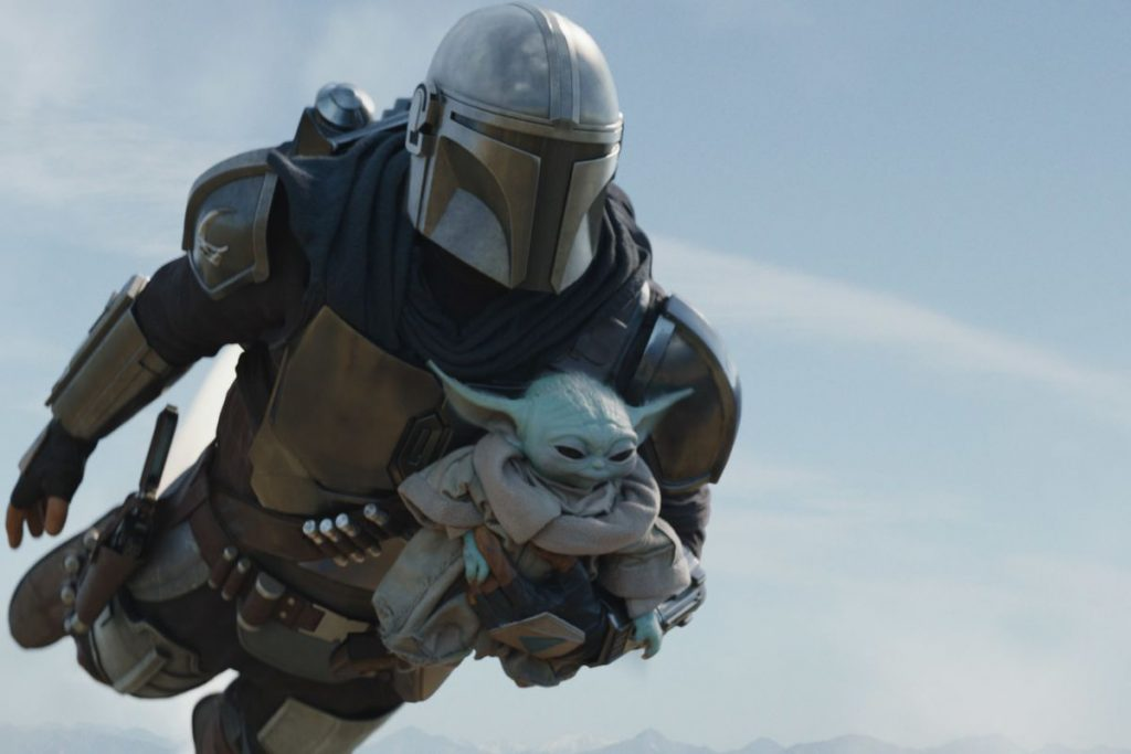 Baby Yoda in Season 3 of The Mandalorian