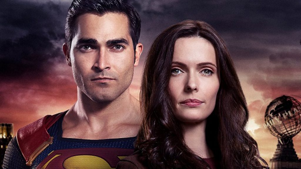 Superman and Lois in new show