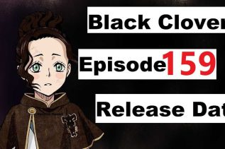 Black Clover Ep 159