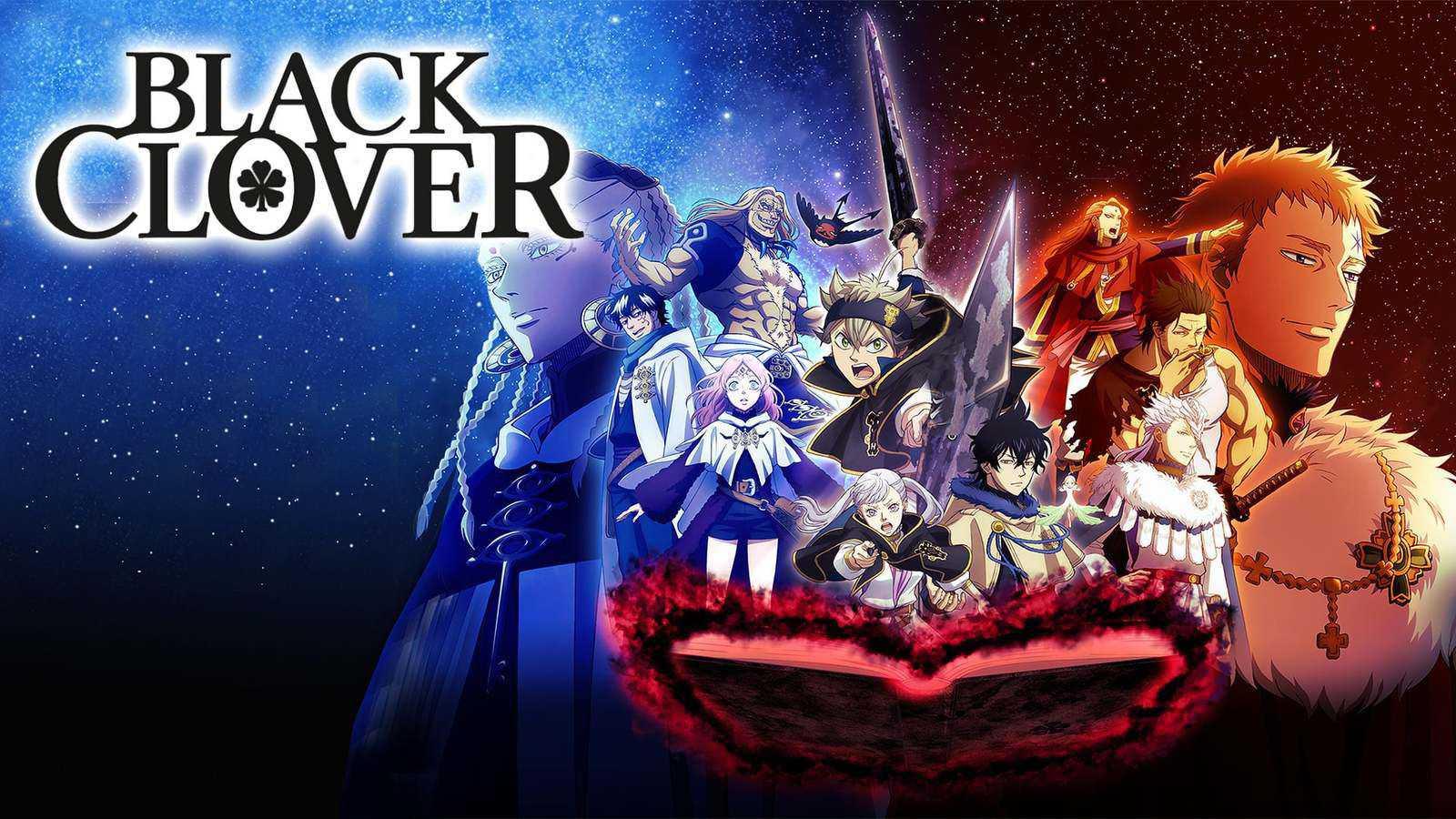 Black Clover Episode 159 Show