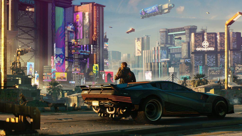 Cyberpunk 2077: Gameplay