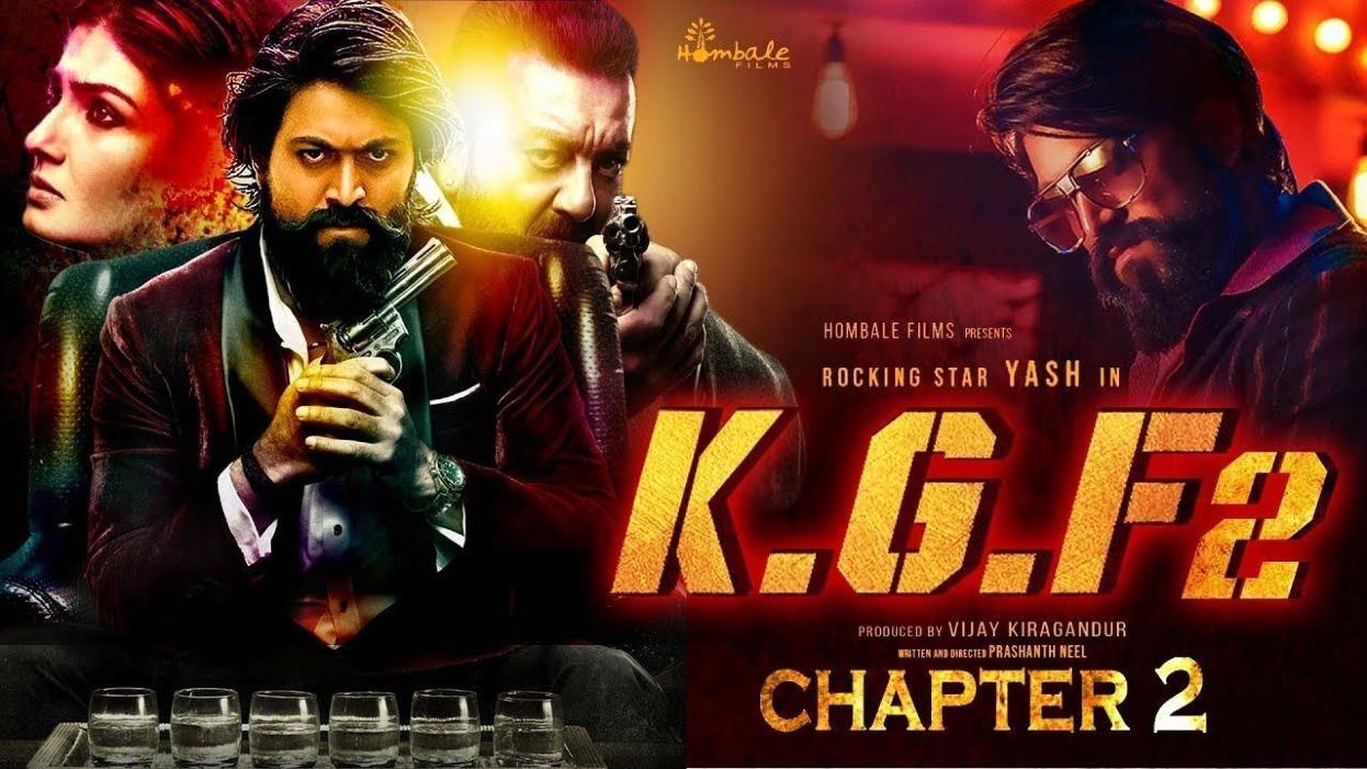 K.G.F. Chapter 2 cast