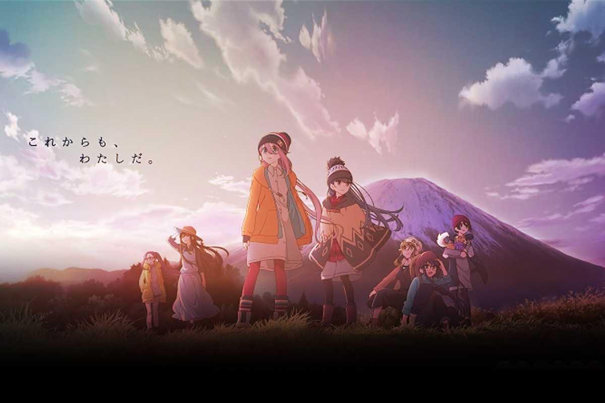 Laid-Back Camp Anime S2 Theme