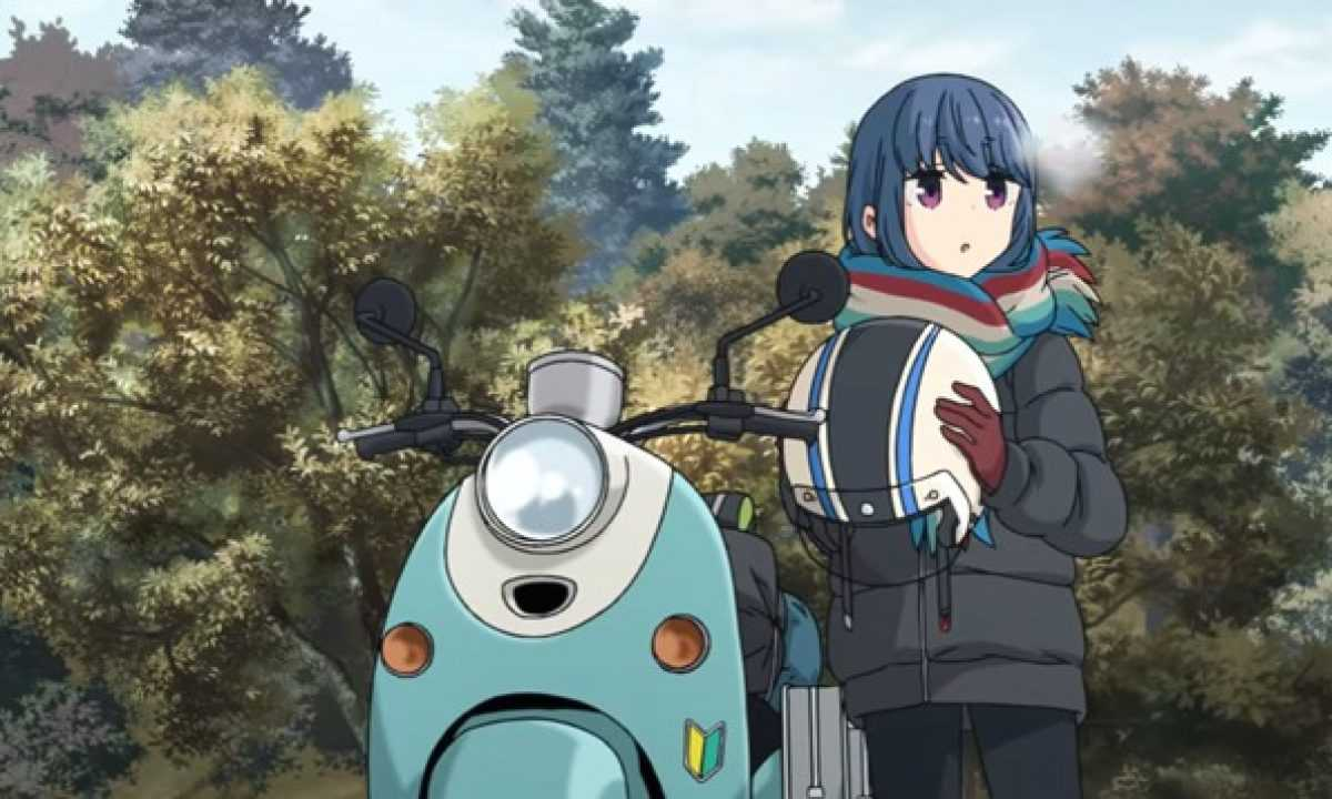 Laid-Back Camp Anime Season 2