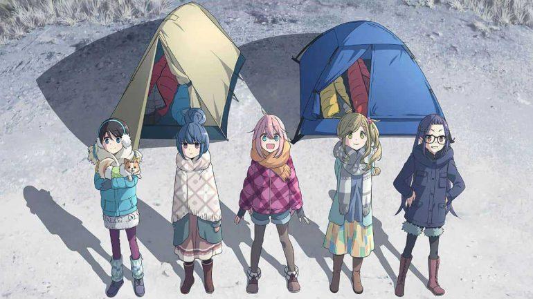 Laid Back Camp S2