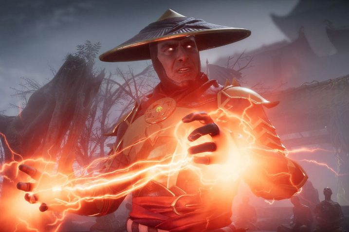 Mortal Kombat movie release date