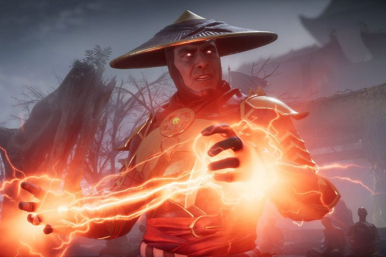 Mortal Kombat movie release date