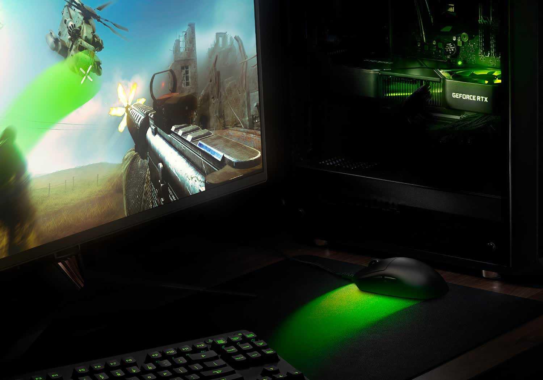 Nvidia Graphics Games