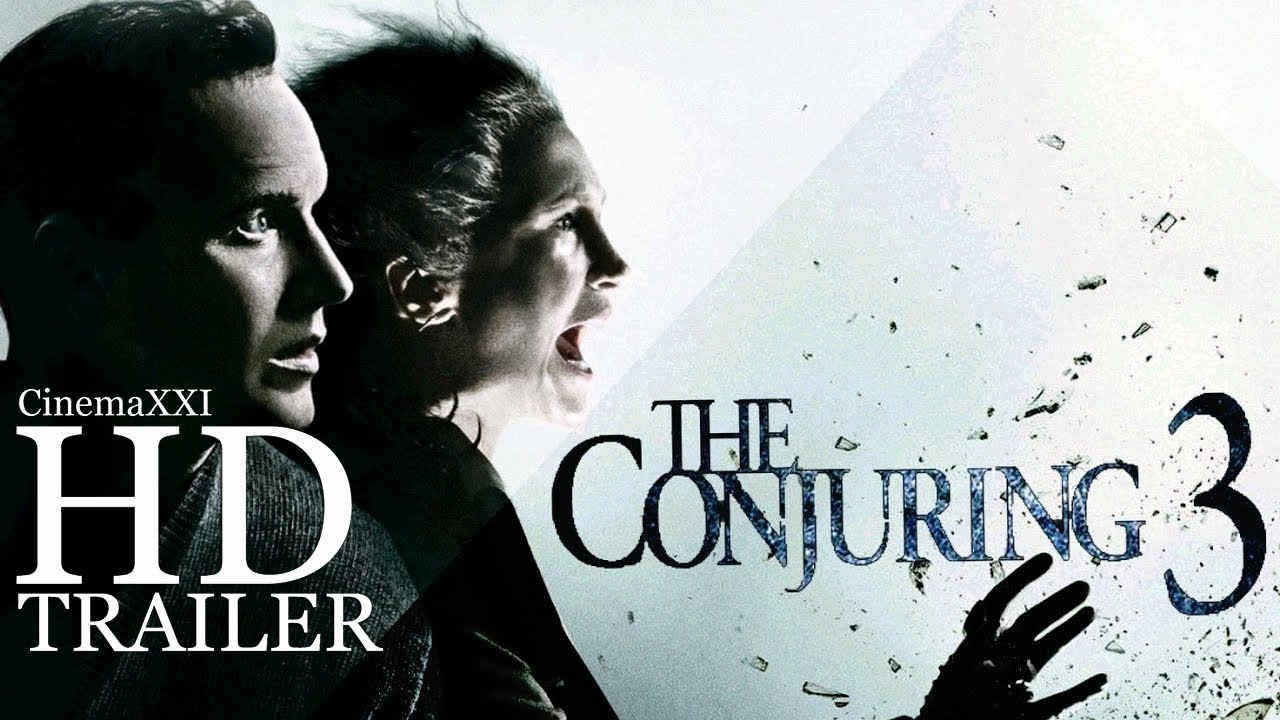 The Conjuring The Devil Made Me Do It 2021 Cover Photo