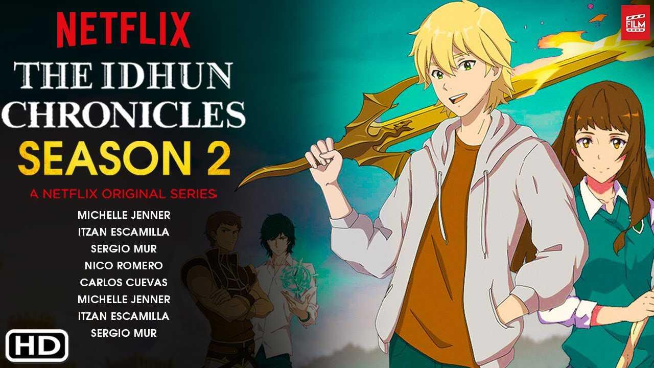 The Idhun Chronicles Season 2 Release Date