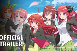 The Quintessential Quintuplets S2 Preview