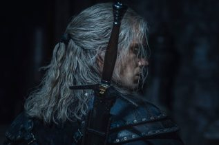 The Witcher Cover Picture