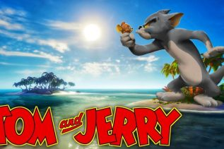 Tom And Jerry The Movie (2021) Cover
