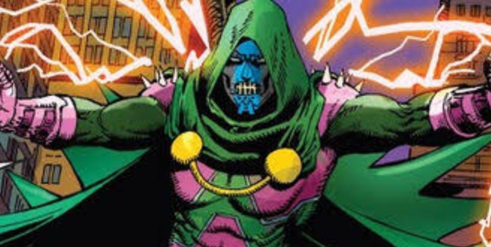Doom the annihilating conqueror