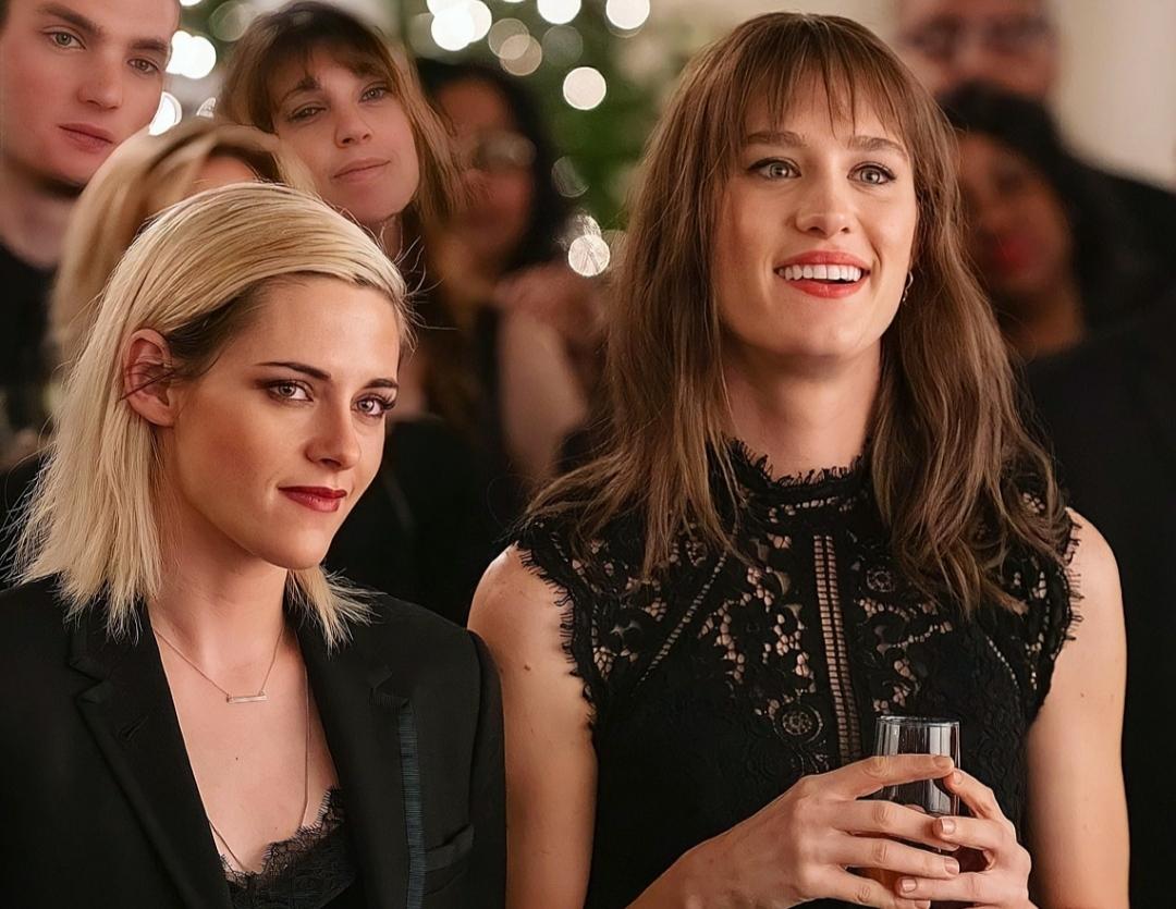 Mackenzie and Kristen