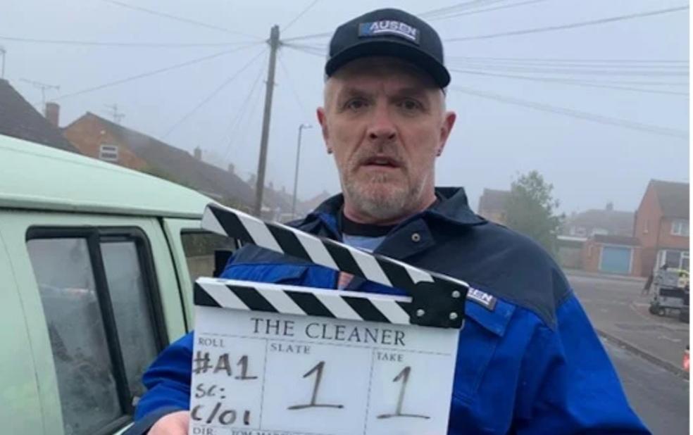 The Cleaner Plot