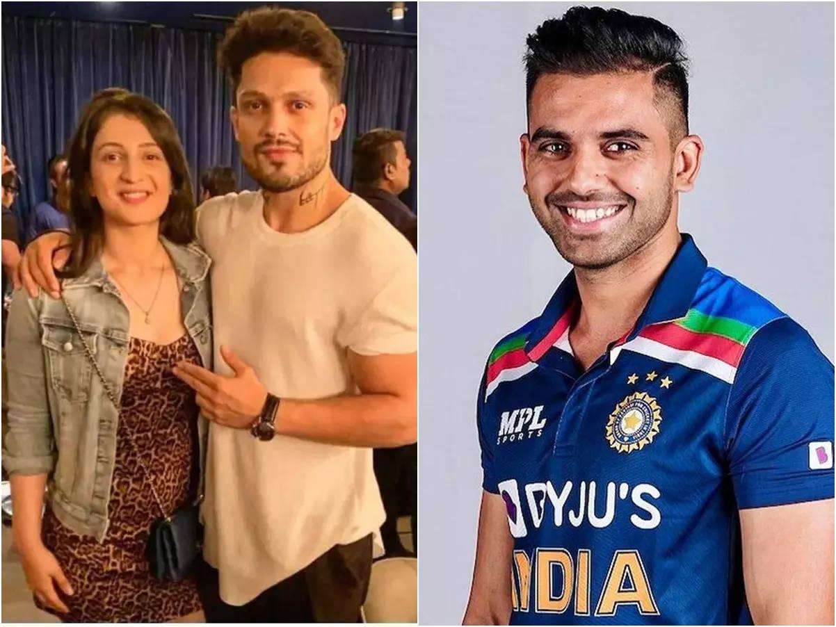 Deepak Chahar girlfriend