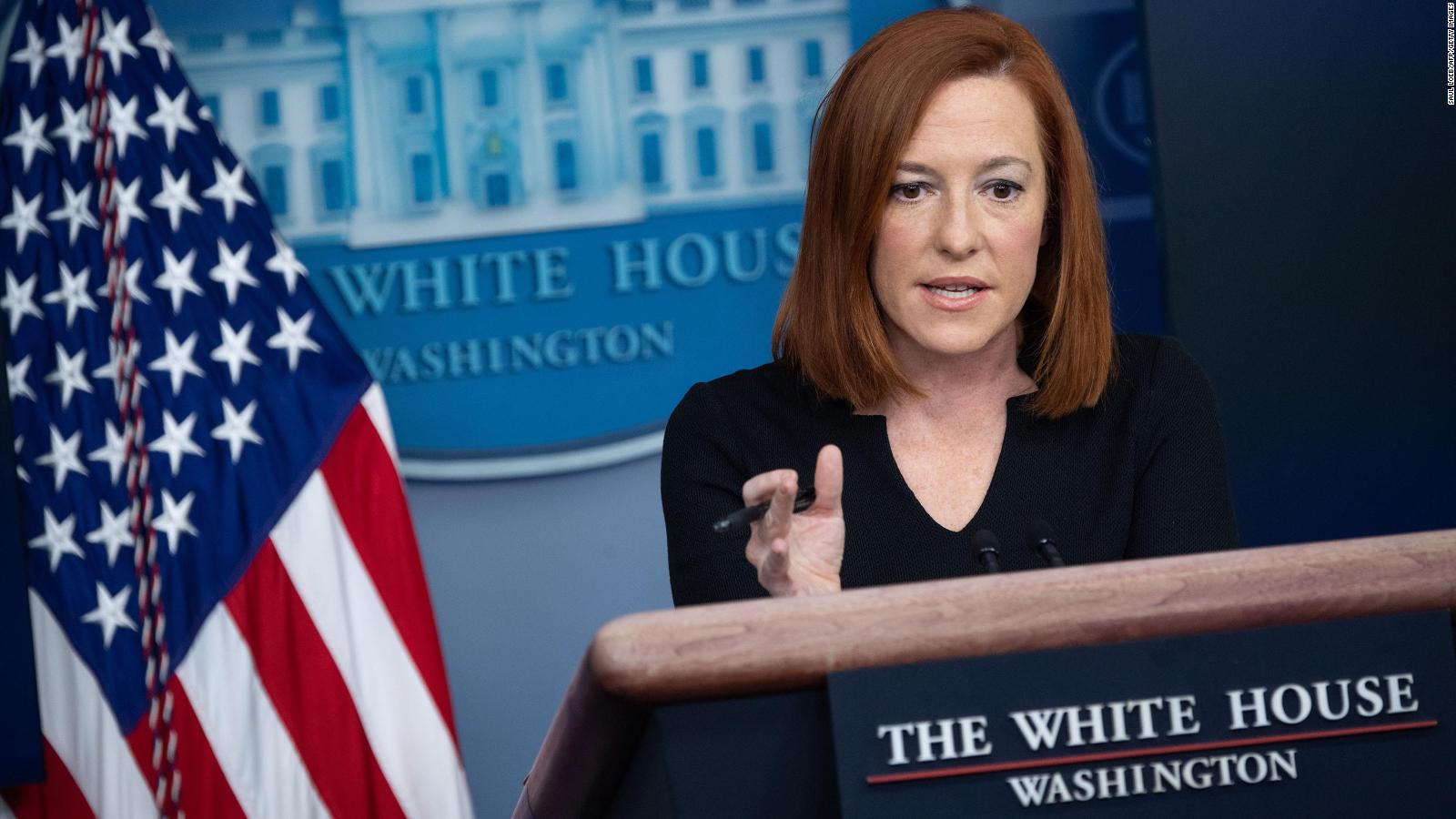 who is Jen Psaki and what did she do before
