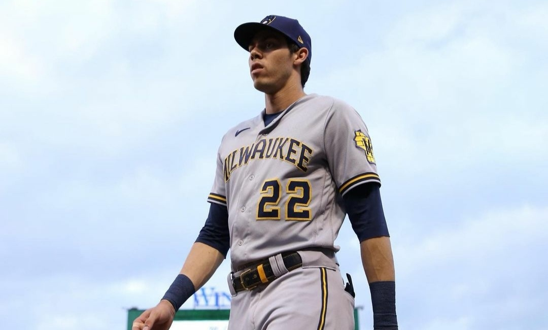 Christain Yelich Age career Net Worth and Girlfriend