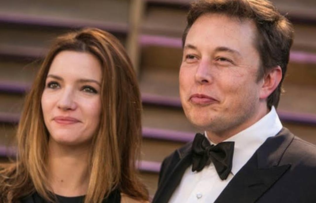 How rich is Elon musk ex-wife